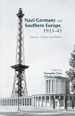 Nazi Germany and Southern Europe, 1933-45 (eBook, PDF)