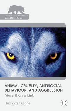 Animal Cruelty, Antisocial Behaviour, and Aggression (eBook, PDF)