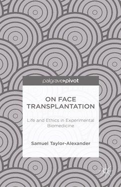 On Face Transplantation (eBook, PDF)