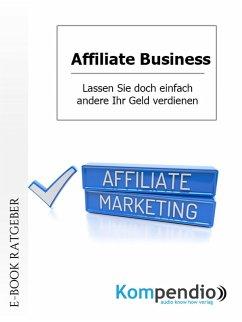 Affiliate Business (eBook, ePUB) - Albrecht, Ulrike
