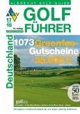 Golf Führer Deutschland 2017/18 inkl. Gutscheinbuch