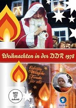Weihnachten in der DDR 1978, 1 DVD