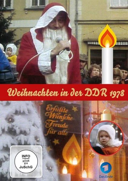 weihnachten in der ddr 1978 1 dvd film auf dvd. Black Bedroom Furniture Sets. Home Design Ideas