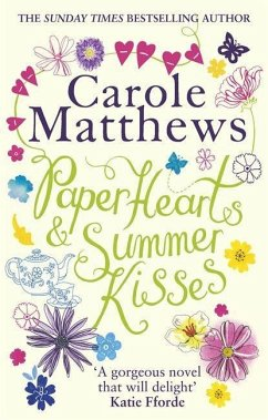 Paper Hearts and Summer Kisses - Matthews, Carole