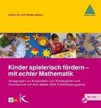Kinder spielerisch fördern - mit echter Mathematik