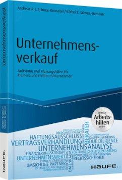 Unternehmensverkauf - Schnee-Gronauer, Andreas R. J.;Schnee-Gronauer, Bärbel