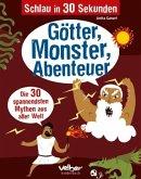 Schlau in 30 Sekunden. Götter, Monster, Abenteuer (Mängelexemplar)