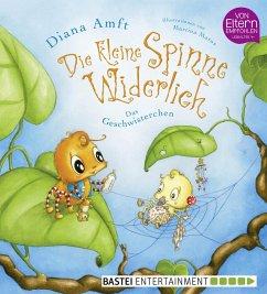 Das Geschwisterchen / Die kleine Spinne Widerlich Bd.4 (eBook) - Amft, Diana