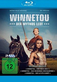 Winnetou - Der Mythos lebt (3 Discs)