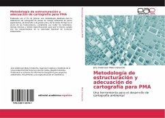 Metodología de estructuración y adecuación de cartografía para PMA