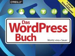 Das WordPress-Buch - Sauer, Moritz 'mo.'