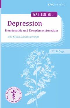 Was tun bei Depression