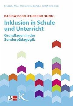 Basiswissen Lehrerbildung: Inklusion in Schule ...