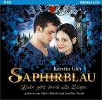 Saphirblau / Liebe geht durch alle Zeiten - Filmausgabe Bd.2 (Audio-CD) (Mängelexemplar)