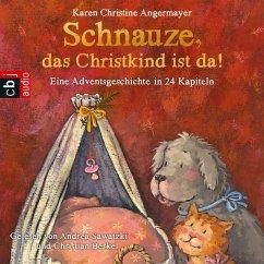 Schnauze, das Christkind ist da / Schnauze Bd.2 (MP3-Download) - Angermayer, Karen Christine