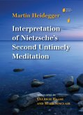 Interpretation of Nietzsche's Second Untimely Meditation (eBook, ePUB)