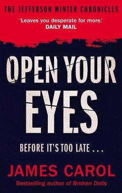 Open Your Eyes (eBook, ePUB) - Carol, James