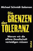 Die Grenzen der Toleranz (eBook, ePUB)