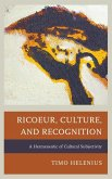 Ricoeur, Culture, and Recognition (eBook, ePUB)