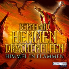 Himmel in Flammen / Drachenelfen Bd.5 (MP3-Download) - Hennen, Bernhard