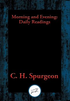 Morning and Evening (eBook, ePUB) - Spurgeon, Sp H.