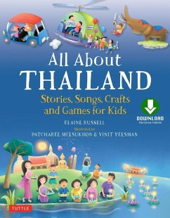 All About Thailand (eBook, ePUB) - Russell, Elaine