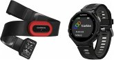 Garmin Forerunner 735XT Run Bundle schwarz/grau