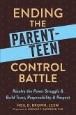 Ending the Parent-Teen Control Battle (eBook, ePUB)