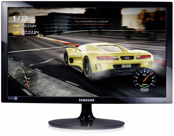 samsung s24d330h led 60 96 cm 24 zoll monitor full hd. Black Bedroom Furniture Sets. Home Design Ideas