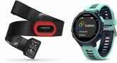 Garmin Forerunner 735XT Run Bundle Frost blau