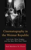 Cinematography in the Weimar Republic (eBook, ePUB)