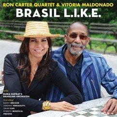 Brasil L.I.K.E. - Carter,Ron Quartet/Maldonado,Vitoria