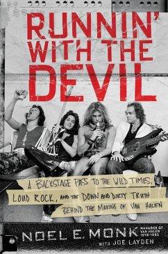 Runnin' with the Devil (eBook, ePUB) - Monk, Noel; Layden, Joe