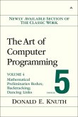 Art of Computer Programming, Volume 4B, Fascicle 5