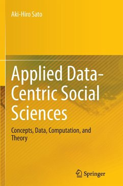 Applied Data-Centric Social Sciences - Sato, Aki-Hiro