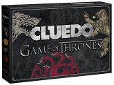 Winning Moves WIN10951 - Cluedo Game of Thrones Collector's Edition, Brettspiel, Familienspiel