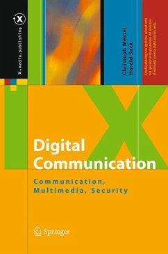 Digital Communication - Meinel, Christoph; Sack, Harald
