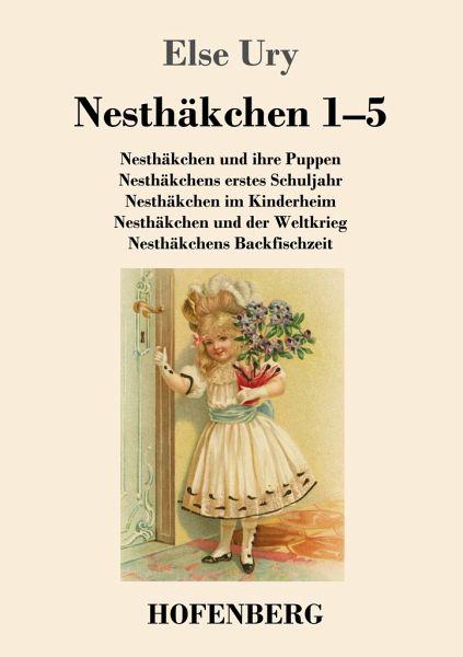 Nesthäkchen Gesamtausgabe In Zwei Bänden Else Ury Bücher Belletristik