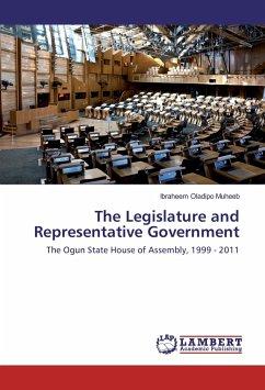 The Legislature and Representative Government