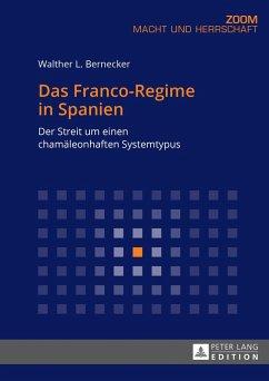 Das Franco-Regime in Spanien - Bernecker, Walther L.
