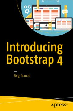 Introducing Bootstrap 4 - Krause, Jörg
