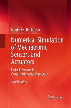 Numerical Simulation of Mechatronic Sensors and Actuators
