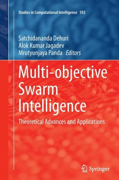 Multi-objective Swarm Intelligence