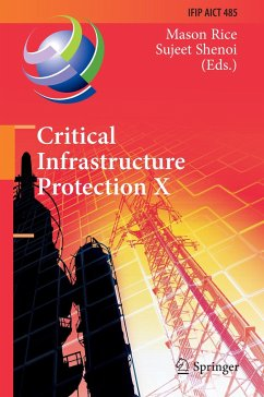 Critical Infrastructure Protection X