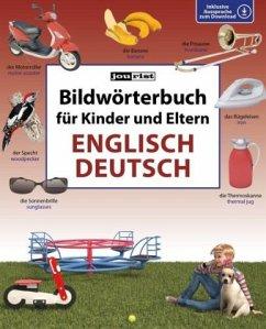 Bildwörterbuch für Kinder und Eltern Englisch-D...