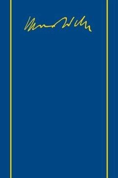 Max Weber-Gesamtausgabe 2/2 - Weber, Max