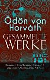 Gesammelte Werke: Romane + Erzählungen + Dramen + Gedichte + Autobiografie + Briefe (eBook, ePUB)