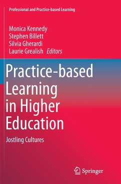 Practice-based Learning in Higher Education