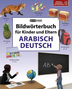 Bildwörterbuch für Kinder und Eltern Arabisch-D...