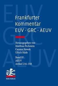 Frankfurter Kommentar zu EUV, GRC und AEUV 04